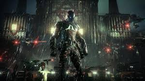 arkham knight s first ending is great its second is bad and its