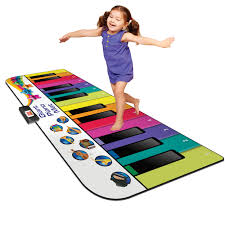 floor piano mat jumbo 6 foot al