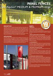 English 2010 Catalogue Of Lippi Fencing Solutions By La Cloture Lippi Issuu