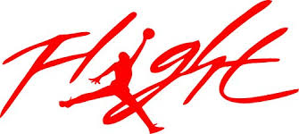 Flight Jordan Jumpman Logo Huge 23 Air Decal Sticker For Automobile Room Car Window Tablet Pc Computer Wall Laptop Notebook Ipad 5 5 Inches Red Ultra Xperieno