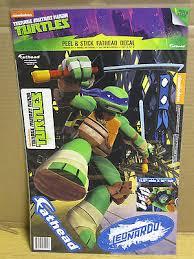 Leonardo Fathead Tmnt Teenage Mutant Ninja Turtles Vinyl Wall Decal New 849469055158 Ebay