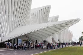 Santiago Calatrava, Oscar Ferrari · Stazione Mediopadana Reggio Emilia ·  Divisare
