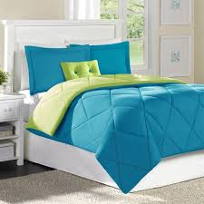 casual look bedroom ideas turquoise