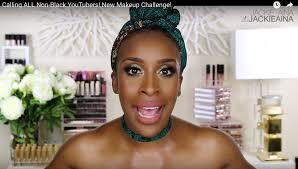 producing a makeup tutorial