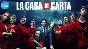 LA CASA DI CARTA 4 | Tutto sulla serie Netflix - YouTube