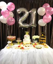 top 6 21st birthday ideas to try in
