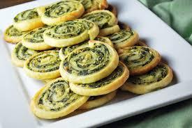 artichoke pinwheel appetizers