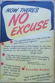 Now There's No Excuse: Priscilla Hughes   Cosmic Cauldron Books