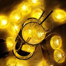 Đèn Led Lát Chanh 3m - Xài Pin + tặng pin - Dây Đèn Trang Trí Giá Rẻ