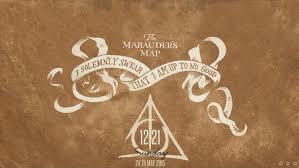 marauders map wallpaper hd 1920x1080