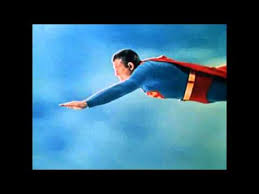 Adventures Of Superman - Color Flying With Superman - YouTube