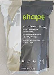 bags of body by vi shakes from visalus