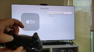 How to pair your PlayStation 4 or Xbox One controller with your Apple TV -  YouTube