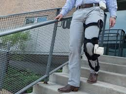 Taking Walks With This Leg Brace Can Power An Artificial Heart Engadget