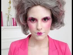 makeup tutorial effie trinket from the