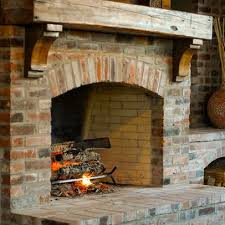 cypress mantle rustic fireplaces