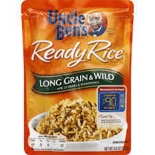 uncle bens perfect every time rice