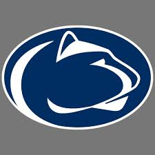 Penn State Nittany Lions Ncaa Football Vinyl Sticker Car Truck Window Decal