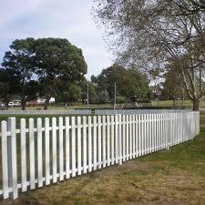 Headingly Steel Picket Fencing Bluedog Fences