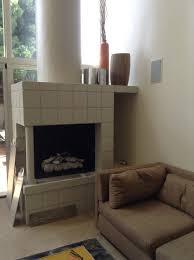 cinder block fireplace ideas