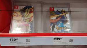 Best Buy / US] Pokemon Sword and Shield - $39.99 (seems to be  store-specific, but perhaps others out there are doing something similar) :  NintendoSwitchDeals