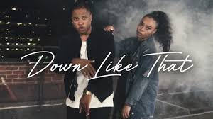 Aaron Cole - Down Like That (feat. Koryn Hawthorne) [Official Music Video]  - YouTube