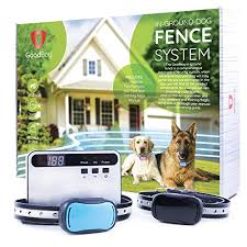 Redhound Inground Dog Perimeter Fence To Prevent Pets Escaping Easy To Set Up Maintain Wireless Electric Containment System 2 Shock Collars Medium To Large Dogs Buy Online In Albania