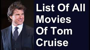 Tom cruise tv shows