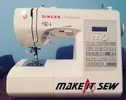 Make It Sew Star Trek Inspired Vinyl Decal For Sewing Machine Etsy