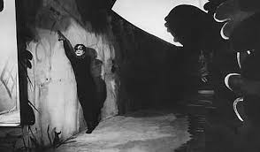 the cabinet of dr caligari dark