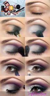 makeup tutorial for hazel eye silver