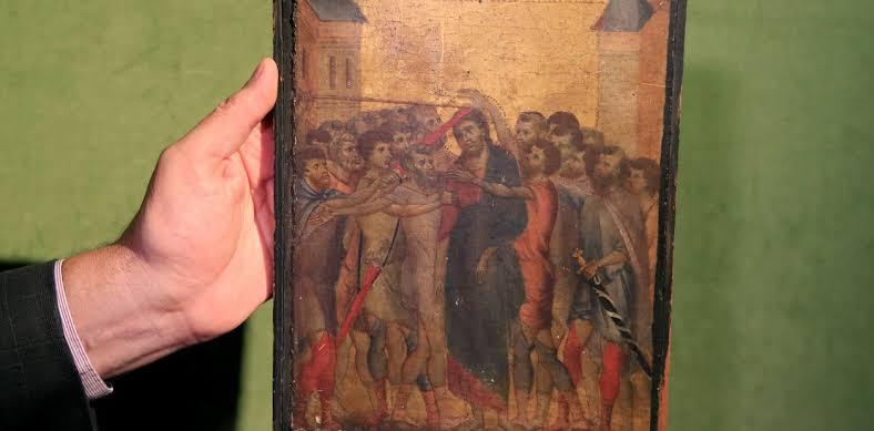 Resultado de imagen de El Cristo Burlado
