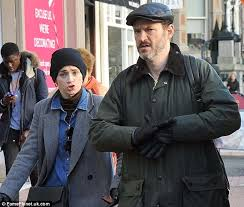 Ripper Street's Charlene McKenna and Adam Rothenberg together in ...
