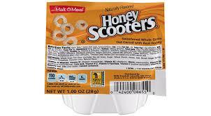 malt o meal small bowl honey nut