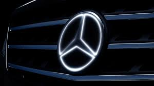 The Illuminated Star Car Accessories From Mercedes Benz