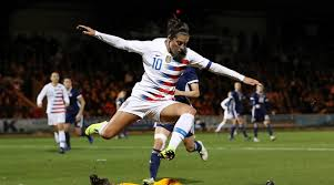 USWNT's Carli Lloyd: 5 Fast Facts You Need to Know
