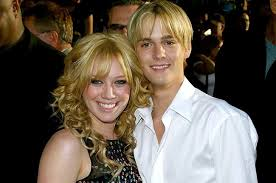 Paging 2004: Hilary Duff Comments on Aaron Carter's Attempts To ...