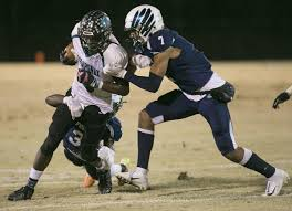 High school football: Colonial Forge, Oscar Smith are familiar ...