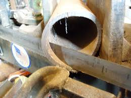 Making Perfect Pipe Saddle Cuts With A Bandsaw Or Chopsaw 5 Steps With Pictures Instructables