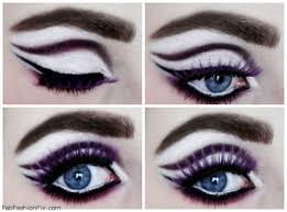 1960s mod inspired makeup tutorial by