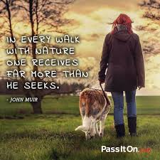 explore the value of appreciating nature related quotes