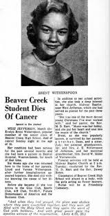 Evelyn Brent Witherspoon (1939-1956) - Find A Grave Memorial
