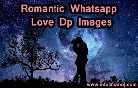 latest romantic whatsapp love dp images