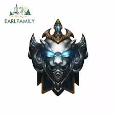 Earlfamily 13cm X 10 1cm Funny Car Stickers Waterproof For Wow World Of Warcraft Graphics Diytrunk Bumper Windows Decals Car Stickers Aliexpress