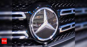 Mercedes Benz: Mercedes may drive in 'robot car' by 2021 | International  Business News - Times of India