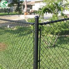 China Guangzhou Factory 4 Foot Cyclone Wire Fence Price Philippines China Chain Link Fence Cyclone Wire Fence