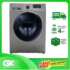 Máy giặt sấy Samsung AddWash Inverter 9.5 kg WD95K5410OX/SV ...