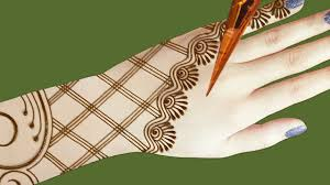 New Mehndi Design Simple And Easy 2020