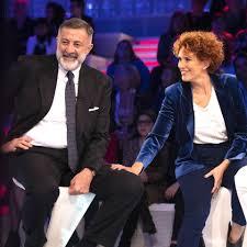 """Luca Barbareschi e Lucrezia Lante della Rovere: """"Eravamo una ..."""