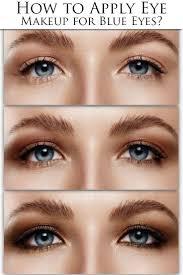 applying eye makeup over 50 eyes